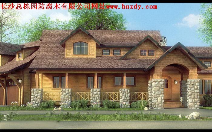木屋别墅让生活更美好|长沙防腐木|湖南防腐木|长沙