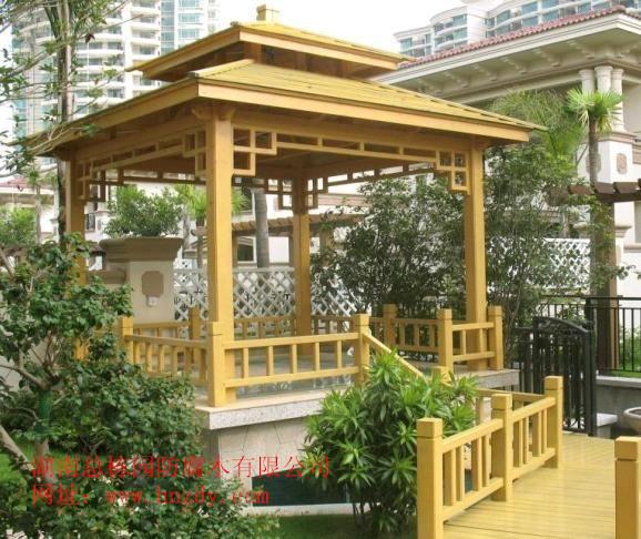 长沙防腐木地板的特性和木料工艺|长沙防腐木|湖南木